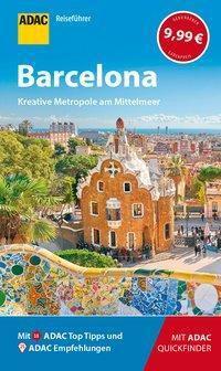 ADAC Reiseführer Barcelona, Julia Macher
