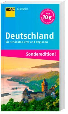 ADAC Reiseführer Deutschland (Sonderedition), Elisabeth Schnurrer