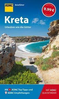 ADAC Reiseführer Kreta, Klio Verigou, Cornelia Hübler