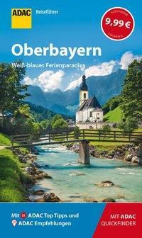ADAC Reiseführer Oberbayern - Martin Fraas |