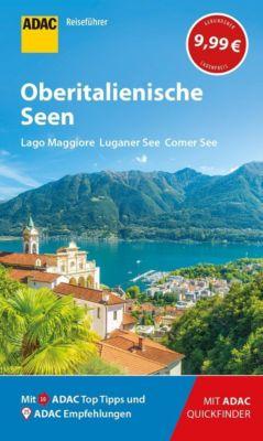 ADAC Reiseführer Oberitalienische Seen - Franz-Marc Frei |