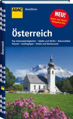 ADAC Reiseführer Österreich, Gerda Rob