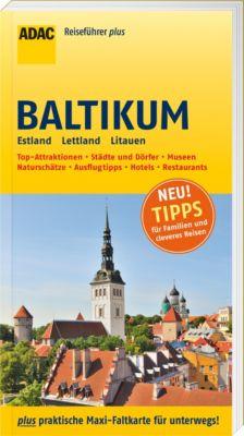 ADAC Reiseführer plus Baltikum, Christine Hamel