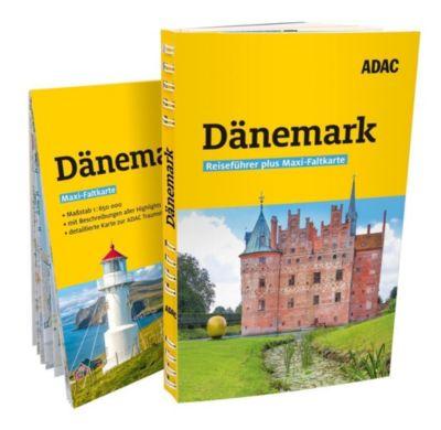 ADAC Reiseführer plus Dänemark - Alexander Jürgens  