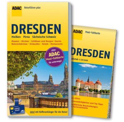 ADAC Reiseführer plus Dresden, Axel Pinck