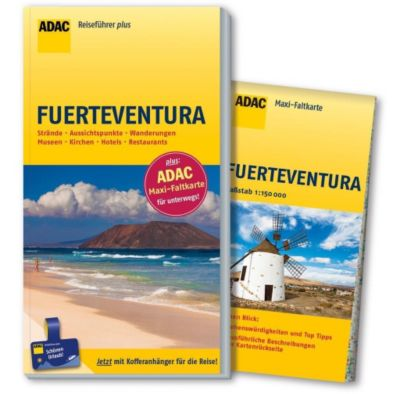 ADAC Reiseführer plus Fuerteventura, Nana Claudia Nenzel