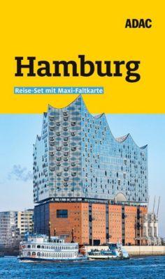 ADAC Reiseführer plus Hamburg - Kay Dohnke |
