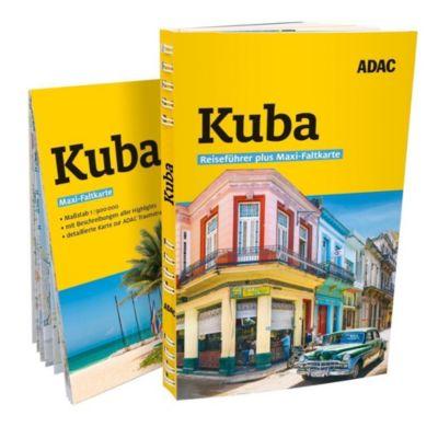ADAC Reiseführer plus Kuba - Erik Stolze |