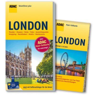 ADAC Reiseführer plus London, Sabine Lindlbauer
