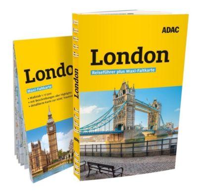 ADAC Reiseführer plus London - Josephine Grever |