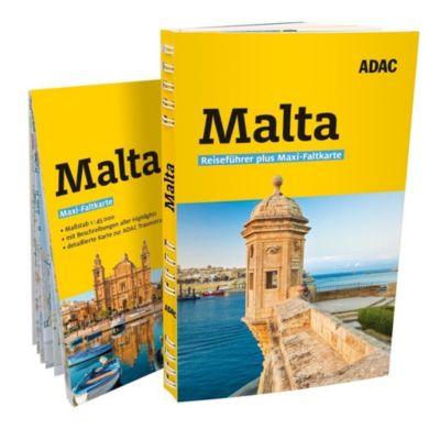 ADAC Reiseführer plus Malta - Hans E. Latzke |