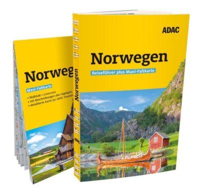 ADAC Reiseführer plus Norwegen - Christian Nowak |