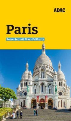 ADAC Reiseführer plus Paris - Jonas Fieder |