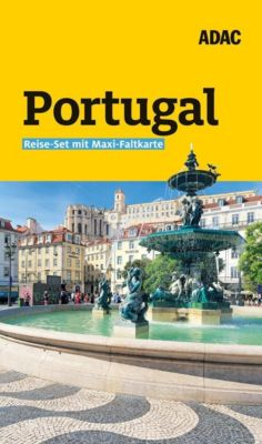 ADAC Reiseführer plus Portugal