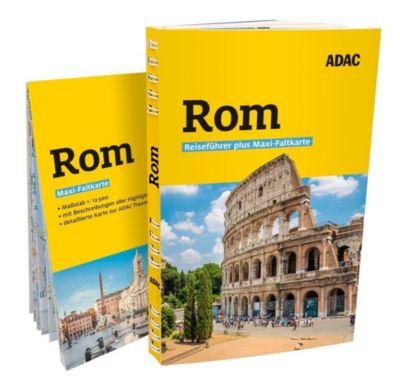 ADAC Reiseführer plus Rom - Renate Nöldeke  