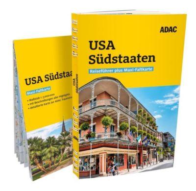 ADAC Reiseführer plus USA Südstaaten - Ralf Johnen |