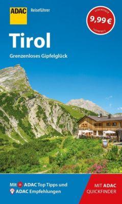 ADAC Reiseführer Tirol - Georg Weindl pdf epub