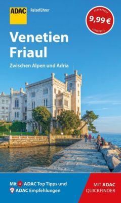 ADAC Reiseführer Venetien und Friaul - Stefan Maiwald  
