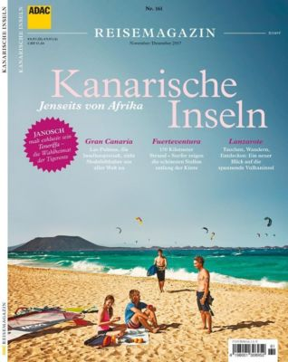 ADAC Reisemagazin Kanarische Inseln