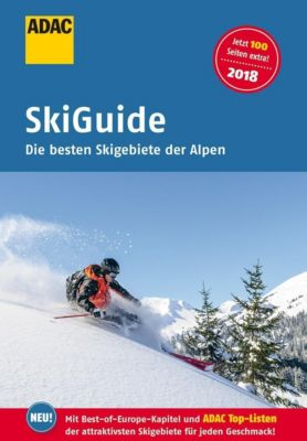ADAC SkiGuide 2018, Stefan Urlaub, Tabea Götze, Maurice Coenjaerts, Daniela Faust-Giron, Nadine Greiter