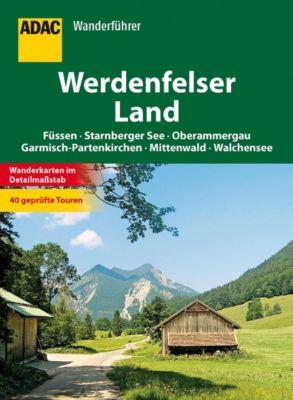ADAC Wanderführer Werdenfelser Land