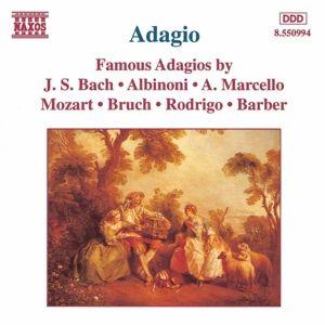 Adagio-Berühmte Adagios, Diverse Interpreten