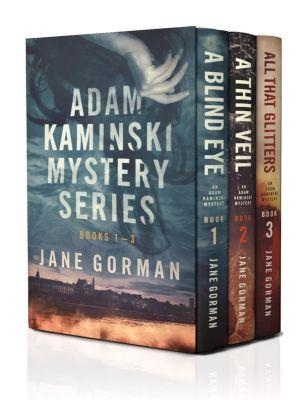 Adam Kaminski Mystery Series: Adam Kaminski Mystery Series Books 1 - 3, Jane Gorman