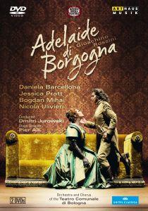 Adelaide Di Borgogna, Jurowski, Barcellona, Pratt