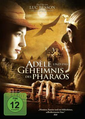 Adele und das Geheimnis des Pharaos, Jacques Tardi