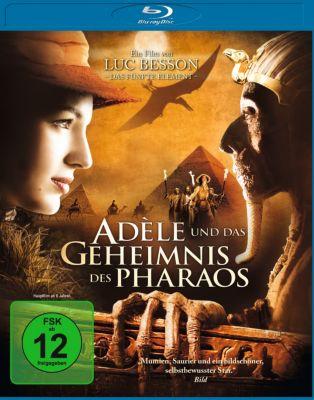 Adele und das Geheimnis des Pharaos, Luc Besson