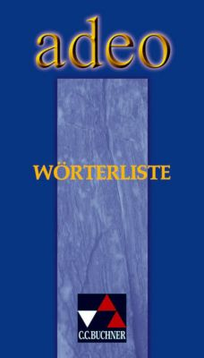 Adeo: Wörterliste