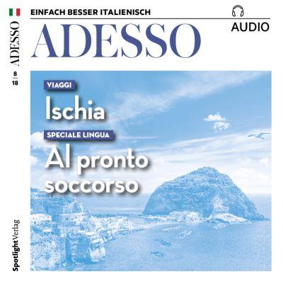 ADESSO Audio: Italienisch lernen Audio - Ischia, Spotlight Verlag