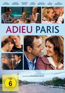 Adieu Paris, Schwarz, Meyer Jessica, Bonnaire Hans-Werner, Sandr