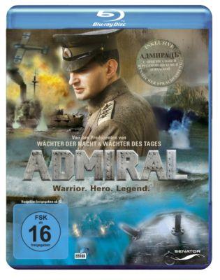 Admiral, Zoya Kudrya, Vladimir Valutskiy