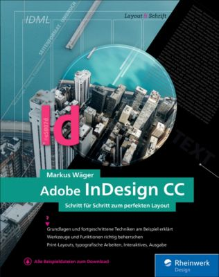 Adobe InDesign CC, Markus Wäger