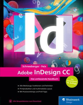Adobe InDesign CC, Robert Feix, Hans Peter Schneeberger
