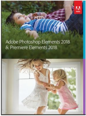 Adobe PHSP & PREM Elements 2018 DE (MAC)