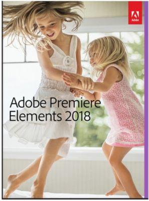 Adobe Premiere Elements 2018 DE (MAC)