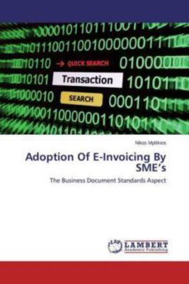 Adoption Of E-Invoicing By SME's, Nikos Mytilinos