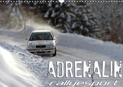 ADRENALIN RallyesportAT-Version (Wandkalender 2019 DIN A3 quer), Andreas Schmutz