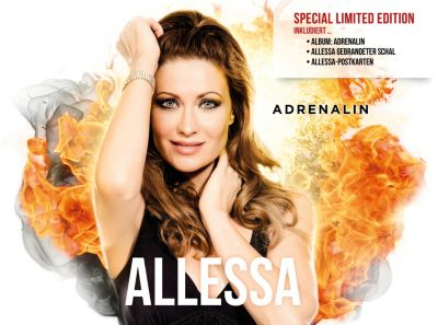 Adrenalin (Special Limited Edition), Allessa