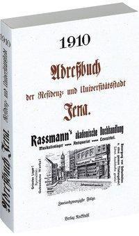 Adreßbuch Einwohnerbuch Jena 1910