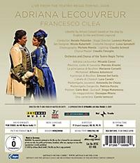 Adriana Lecouvreur - Produktdetailbild 1