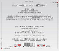 Adriana Lecouvreur (Ga) - Produktdetailbild 1