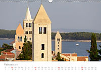 Adriatic Coast Croatia / UK-Version (Wall Calendar 2019 DIN A3 Landscape) - Produktdetailbild 2