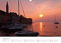 Adriatic Coast Croatia / UK-Version (Wall Calendar 2019 DIN A3 Landscape) - Produktdetailbild 1