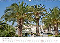Adriatic Coast Croatia / UK-Version (Wall Calendar 2019 DIN A3 Landscape) - Produktdetailbild 9