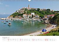 Adriatic Coast Croatia / UK-Version (Wall Calendar 2019 DIN A3 Landscape) - Produktdetailbild 8