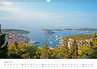 Adriatic Coast Croatia / UK-Version (Wall Calendar 2019 DIN A3 Landscape) - Produktdetailbild 7