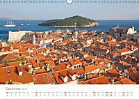 Adriatic Coast Croatia / UK-Version (Wall Calendar 2019 DIN A3 Landscape) - Produktdetailbild 12